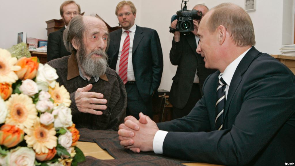 Image result for Solzhenitsyn's Damning History of the Jews in Russia