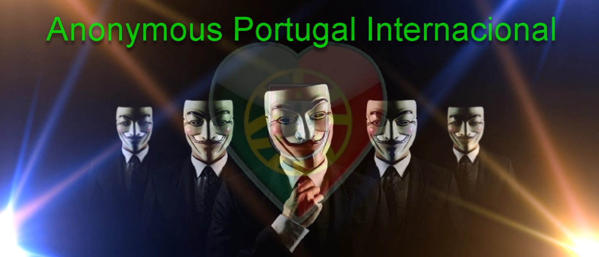 Anonymous Portugal Internacional